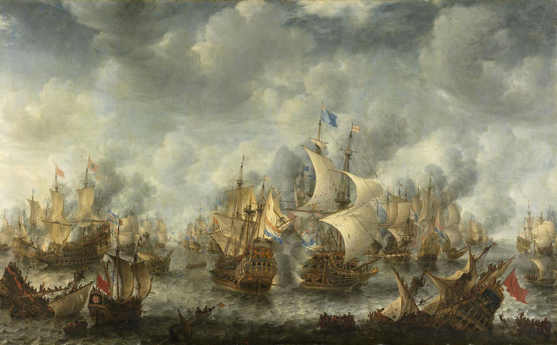 Battle_of_Scheveningen_(Slag_bij_Ter_Heijde)(Jan_Abrahamsz._Beerstraten).jpg