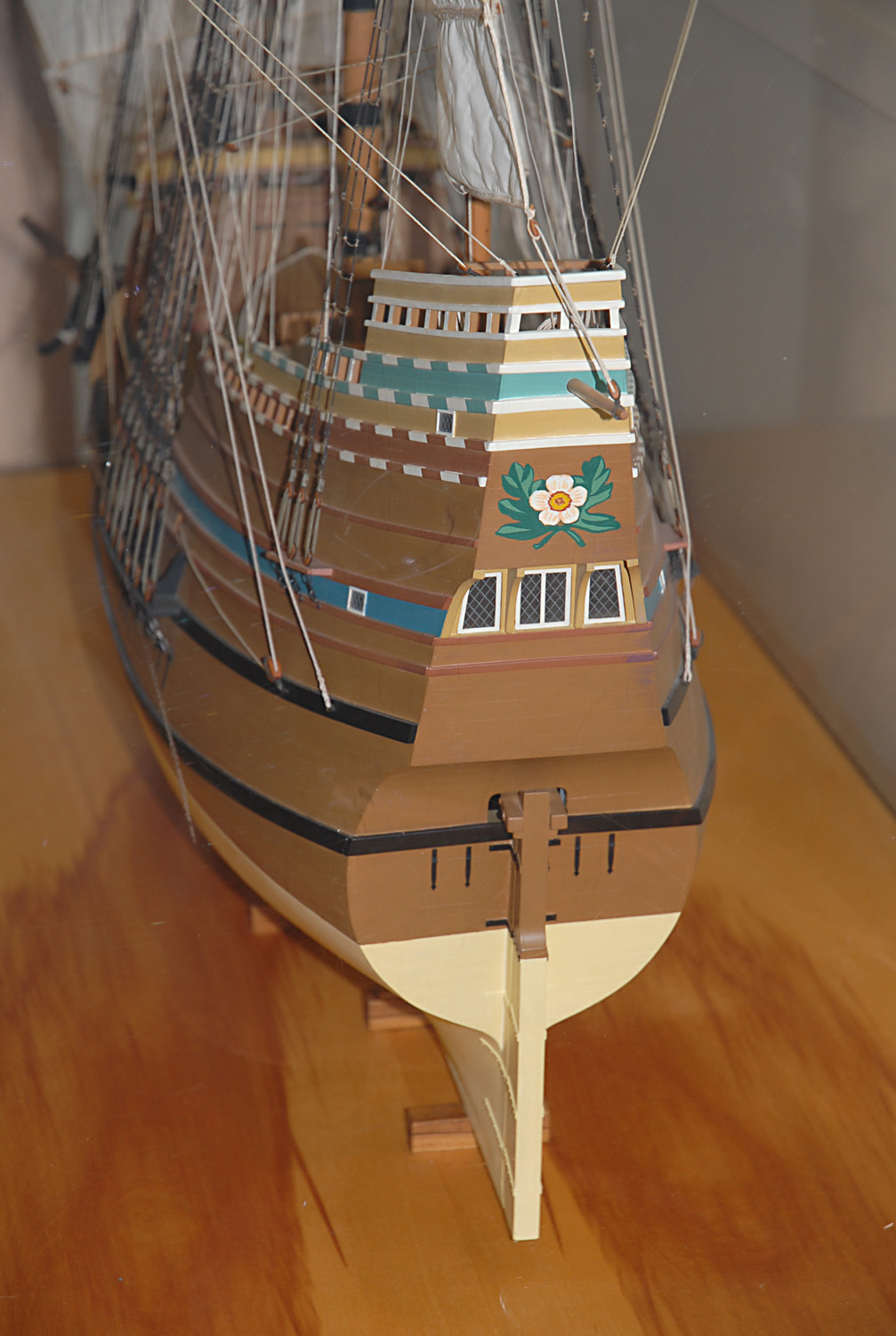 27 Mayflower II model by Eric A.R. Romberg, Jr.s.jpg