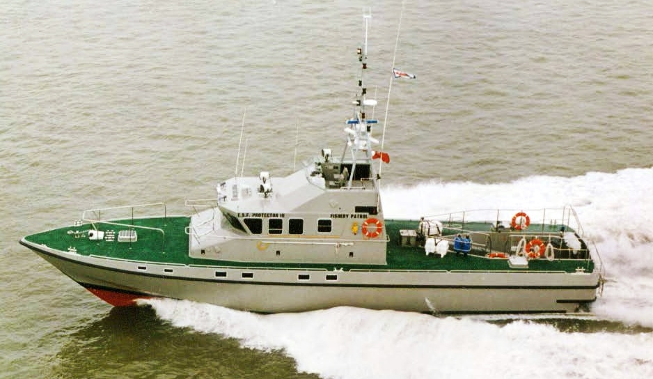 DMCA 24m Patrol Vessel at Sea.jpg