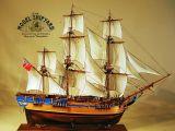 HMS Bounty, 1787 - 1790