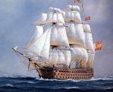 Santisima Trinidad 1769 - 1805