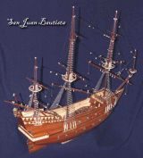 GALEON - San Juan Bautista XVII w. i inne