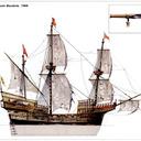 Spanish Galeon 1530-1690