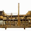 17th-Century-Mechant-Ship-Model-Cross-Section