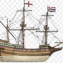 sailing-ship-galleon-frigate-caravel-ship-rudder