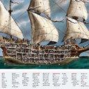 Naval-gunnery-cutout