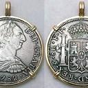 Carolus III 1782 Mexico 8 reali