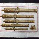 Diderot-C1785-Folio-Hand-Col-Print.-Fonte-des-Canons-06-Cannons-282147-p