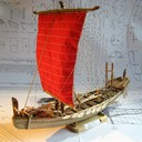 Statek egipski epoka Sahure 2800p.n.e.
