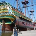 Muzeum Morskie w Amsterdamie